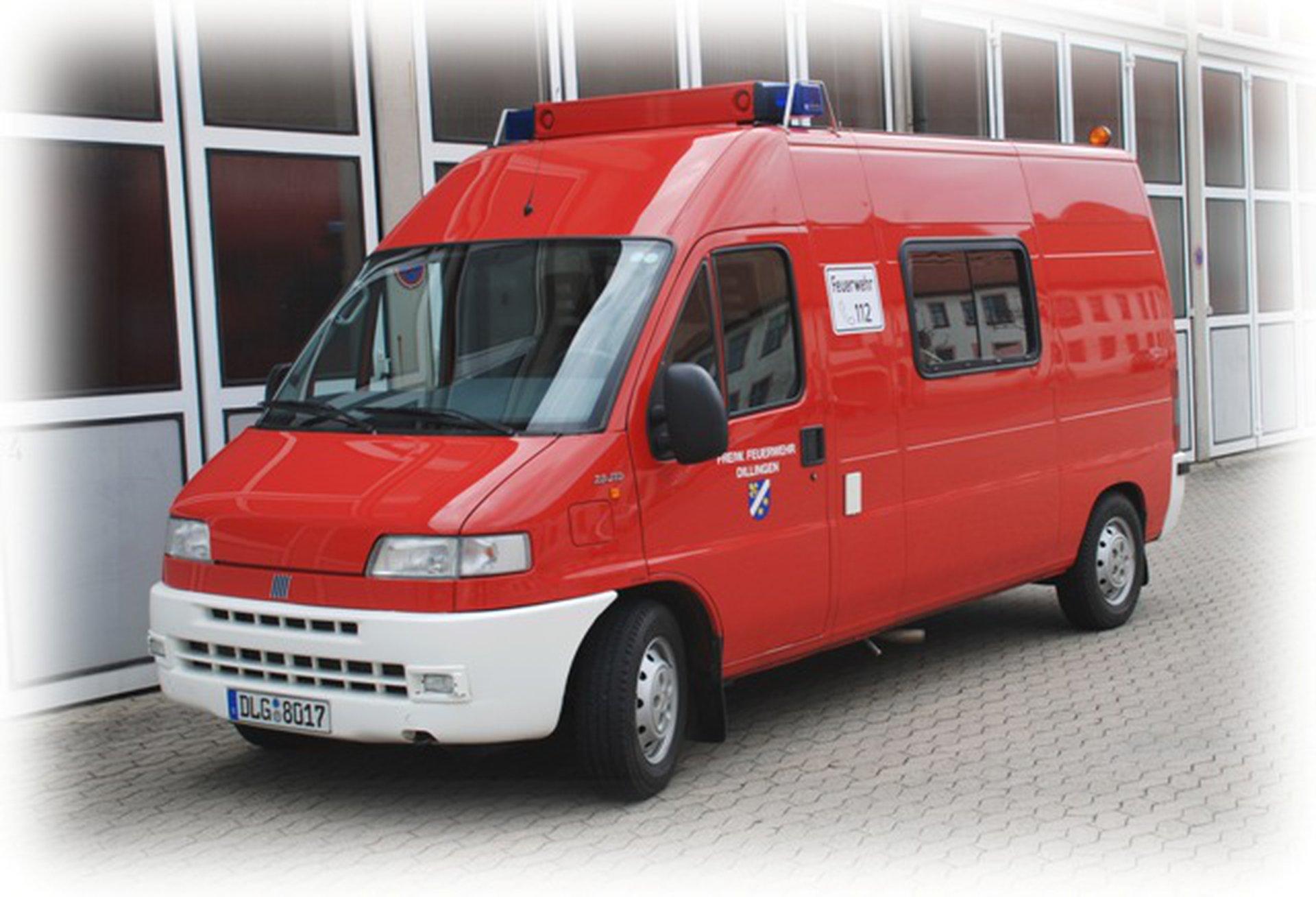 A D Tlf Me 2480 Der Feuerwehr Erkrath: Freiwillige Feuerwehr Dillingen A.d.Donau